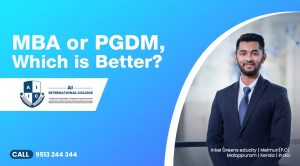 pgdm course in kerala